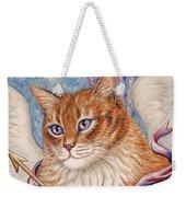 Cupid Kitty Weekender Tote Bag