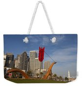 Cupids Arrow San Francisco Weekender Tote Bag