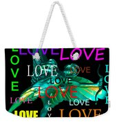 Cupids Love Weekender Tote Bag