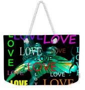 Cupids Love Weekender Tote Bag