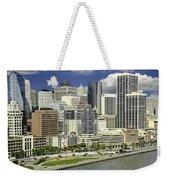 Cupid's Span Waterfront San Francisco Weekender Tote Bag
