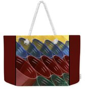 Cups7 Weekender Tote Bag