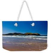 Curio Bay On South Coast Of New Zealand South Island Weekender Tote Bag