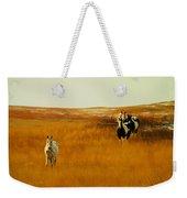 Curious Ponys  Weekender Tote Bag