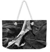 Curled Up For The Winter Weekender Tote Bag