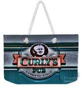 Curlys Pub - Lambeau Field Weekender Tote Bag