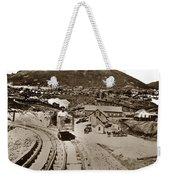 Curry Mine.virginia City Nevada.1865 Weekender Tote Bag