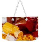 Curry Powder Weekender Tote Bag