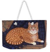 Curry The Cat Weekender Tote Bag