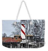 Curtin's Wharf Burlington New Jersey Weekender Tote Bag