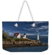 Curtis Island Lighthouse Maine Img 5988 Weekender Tote Bag