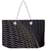 Curved Lattice Structure  Weekender Tote Bag