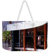 Curves Ahead Ocotillo Lodge Palm Springs Weekender Tote Bag