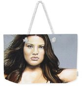 Curvy Beauties - Tara Lynn Weekender Tote Bag