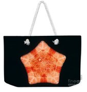 Cushion Star Weekender Tote Bag