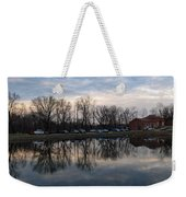 Cushwa Basin C And O Canal Weekender Tote Bag