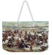 Custer's Last Charge Weekender Tote Bag