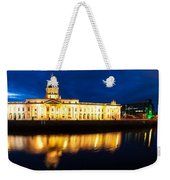 Custom House And International Financial Services Centre Weekender Tote Bag