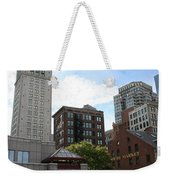 Custom House - Boston Weekender Tote Bag