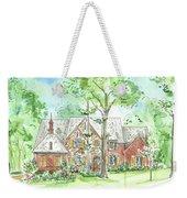 House Portrait Or Rendering Sample Weekender Tote Bag