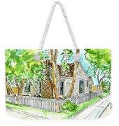 House Portrait Sample Weekender Tote Bag