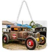 Custom Truck Weekender Tote Bag