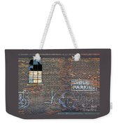 Customer Parking Weekender Tote Bag