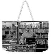 Customer Service Weekender Tote Bag