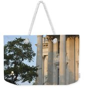 Customs House Steps Weekender Tote Bag