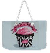 Cute As A Cupcake Weekender Tote Bag