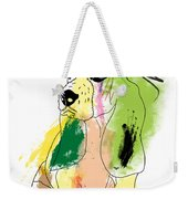 Cute Dog 2 Weekender Tote Bag