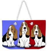 Cute Dogs 2 Weekender Tote Bag