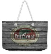 Cutthroat Pale Ale Weekender Tote Bag
