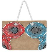 Cyberkiss Weekender Tote Bag