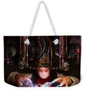 Cyberpunk - Mad Skills Weekender Tote Bag by Mike Savad