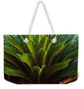 Cycad Sago Palm Weekender Tote Bag