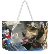 Cycle Dog Square Weekender Tote Bag