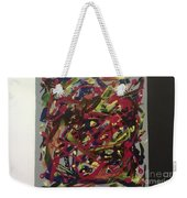 Cycle Of Life Weekender Tote Bag