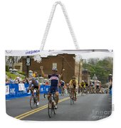 Cycling Stage Win Weekender Tote Bag