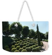 Cypress And Boxwood Garden Weekender Tote Bag