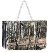 Cypress Bog Weekender Tote Bag