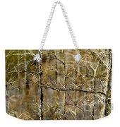 Cypress Branches Weekender Tote Bag