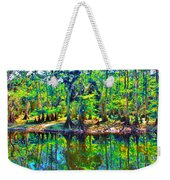Cypress Coast Weekender Tote Bag