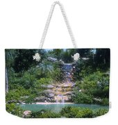 Cypress Garden Waterfalls Weekender Tote Bag
