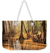 Cypress In The Swamp Weekender Tote Bag