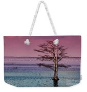 Cypress Purple Sky Weekender Tote Bag
