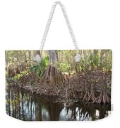Cypress Swamp Weekender Tote Bag