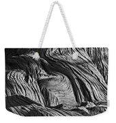 Cypress Tree Abstract Weekender Tote Bag