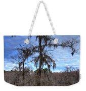 Cypress Tree Weekender Tote Bag