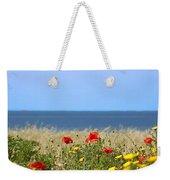 Cyprus Poppies Weekender Tote Bag
